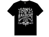 Футболка Sons of Anarchy (fut-114)